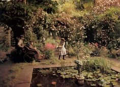 the secret garden, my favorite when i was little i thought it was scary lol