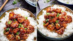 Sezamové lepkavé kuře Foto: