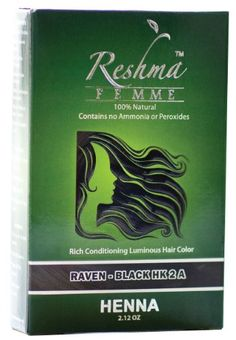 Reshma Femme Rich Conditioning Luminous - Henna Hair Color