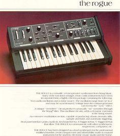 Moog Archives