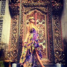 @ParisHilton  #LifeIsBeautiful in #Bali.  #Beauty #ParisHilton #Photography