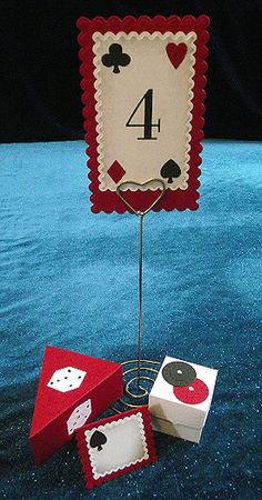 CASINO THEMED CENTER PIECES PINTEREST | Casino Theme Party Decorations And Supplies » Themes Birthday ...