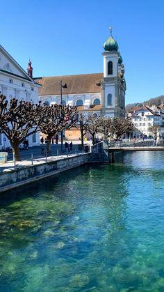 Best Of Switzerland, Lucerne Switzerland, Swiss Travel, Top Place, Floral Hair, Germany Travel, Hair Pins, Adventure Travel, Travel Inspiration