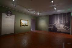 Salle 9 : Canaletto et ses rivaux, Guardi, Bellotto ©C.Duranti  expo-canaletto.com/