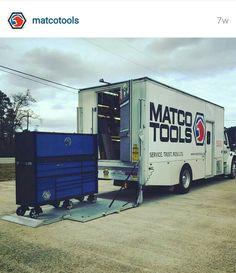 Matco 6s 3 Bay Tool Box Matcotools Stuff To Buy Tool