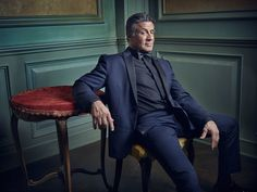 Sylvester Stallone Mark Seliger's Portraits From the 2016 Vanity Fair Oscar Party