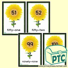 Early Years / Key Stage 1 Teaching Resources - Primary Treasure Chest provides of EYFS teaching resources for all areas of the curriculum. High quality early years resources / preschool printables for teachers. Numeracy Activities, Teaching Activities, Sensory Activities, Teaching Ideas, Number Activities, Printable Number Line, Printable Numbers, Maths Display, Math Sheets