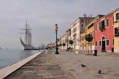 Fondamenta delle Zattere Venezia.......