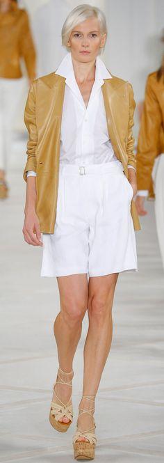 Ralph Lauren S S 2016 Laufsteg, Frisuren, Calvin Klein, Frühling Sommer 2016 c282aeb23d