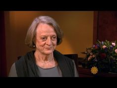 CBS SUNDAY MORNING (December 27, 2015) ~ Dame Maggie Smith interview. (8:35) [Video]