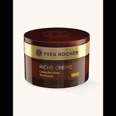 Crème Anti-rides Bienfaisante Nuit, Yves Rocher, 31,80€