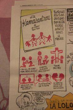 Ce genre de page, ça te donne envie de réviser le Kâmasûtra pour le coup :)! #Luz #Charlie