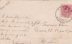 Letter on back of postcard Old Postcards, Bullet Journal, Lettering, Step By Step, Drawing Letters, Brush Lettering