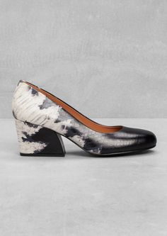 & Other Stories | Anaconda Pumps $150