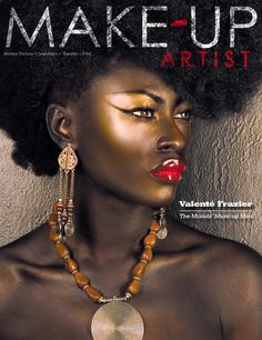 Issue No. 94 (Cover 2) www.makeupmag.com