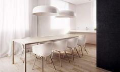 Wonderful minimalist interior design » Adorable Home