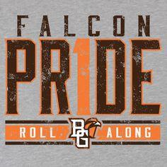 BGSU Falcon Pride – BG Memories | BGSU T-Shirts