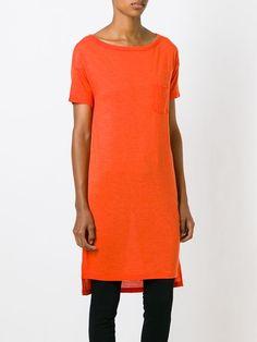 shortsleeved T-shirt dress