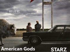 American Gods, 2017 ABD yapımı gizem, bilim kurgudizisi. Dizi müzikleri ve oyuncuları harika. Popüler diziler kategorisinde yerini aldı.