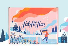 FabFitFun Spoilers & Selection Time Winter 2019 - A seasonal subscription box with full size beauty, fashion, lifestyle, tech and fitness products.