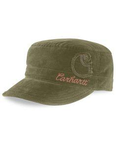 Carhartt Women's Corduroy Military Cap