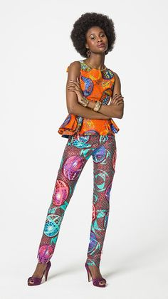 Fashion | Vlisco V-Inspired