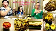Gay Family Muckbang (먹방) - Eating Show