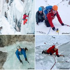 Top Destinations for Ice Climbing - - Ice climbing waters trip ships kayaking Rocky Mountain National, National Forest, West Coast Trail, Utah Hikes, Base Jumping, Hang Gliding, North Cascades, Ice Climbing, Top Destinations