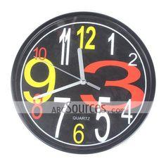 China Wholesale ADVANCE CLOCK CO. 10;quot; Wall Clock