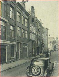 Staalstraat-Zwanenburgwal rond 1950