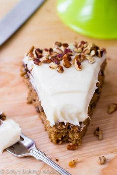 So many readers call this the best carrot cake recipe ever! And it's so easy to make.