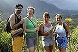 Hawaiian Waterfall Small Group Hiking Adventure