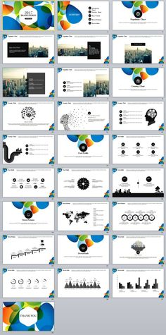 31 best blue annual report powerpoint template powerpoint 28 brand design slide powerpoint templates pronofoot35fo Gallery