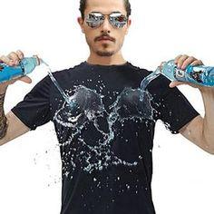 371dac93be9d57 Hydrophobic Waterproof T Shirt – NewVagoss Mens Onesie