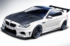 LUMMA Design präsentiert CLR 6 M auf Basis BMW M 6