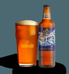 Wild River is a Pale Ale that is a Golden State Inspiration - Fuller's