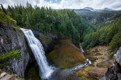 Salt Creek Falls, Oregon