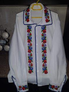 Types Of Shirts, Shirt Types, Men's Shirts, Cool Baby Names, Girls Tunics, Old Jeans, Loom Patterns, Korean Men, Spring Fashion