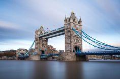 Zatvara se Tauer bridž u Londonu - B92
