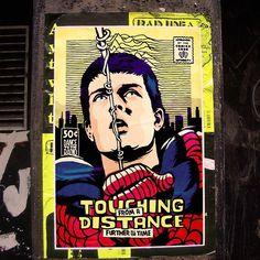 The All-New Superpowered Post-Punk Marvels by Butcher Billy @behance be.net/butcherbilly #joydivision #iancurtis #spiderman #marvelcomics #marvel #touchingfromadistance #postpunk #manchester #manchestersound #popart #art #hacienda #neworder #factoryrecords #fac51 #illustratedmonthly