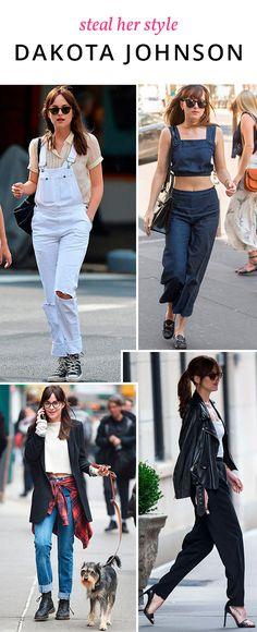 Desde looks básicos até looks mais fashionistas fazem parte do estilo da musa.