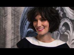 CHANEL Haute Couture Fall-Winter 2012/13  - Celebrities Interview - http://vintagedesignerhandbagsonline.com/chanel-haute-couture-fall-winter-201213-celebrities-interview/