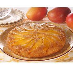 Aprovecha la fruta de temporada con esta receta de pastel de mango!