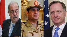 الحكومة السرية في مصر.. السفارة الأمريكية تعين قيادات الوزارات وتدفع روا...