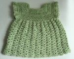 Baby Girl Sleeper Set – Dress « Free Crochet Patterns
