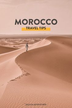 Essential Travel Morocco Tips - What You Need to Know Before Your Visit // Local Adventurer Morocco Beach, Visit Morocco, Morocco Travel, Africa Travel, Amazing Destinations, Travel Destinations, Travel Guides, Travel Tips, Responsible Travel