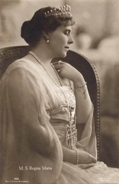 Queen Marie of Romania Romanian Royal Family, Greek Royal Family, Queen Victoria Children, Princess Victoria, Princess Alexandra, Princess Beatrice, Michael I Of Romania, Maud Of Wales, Royal Families Of Europe