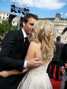 Neville Longbottom And Luna Lovegood Married
