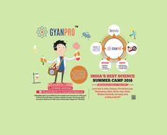 Science summer camp for kids   Science workshops for Kids   Gyanpro