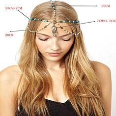 Yazilind Damen Hübsche Goldlegierung Blue Stone-Perlen-Tropfen-Haarband Kopfschmuck Kopfschmuck - See more at: http://schonheit.florentt.com/beauty/yazilind-damen-hbsche-goldlegierung-blue-stoneperlentropfenhaarband-kopfschmuck-kopfschmuck-de/#sthash.UU3TtVHx.dpuf